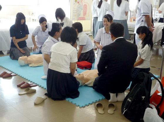 宗像看護専門学校オープンキャンパス2016