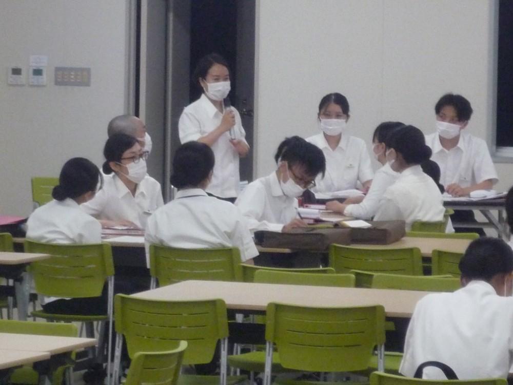 基礎看護学実習